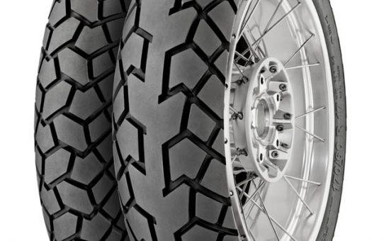 Continental TKC 70 - Motorkerékpár gumi 2015