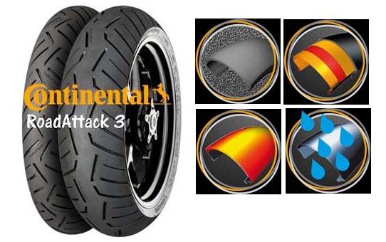 Motorkerékpár gumik rendkívül alacsony áron! Continental