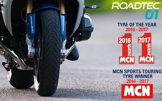 Metzeler újdonság Roadtec 01