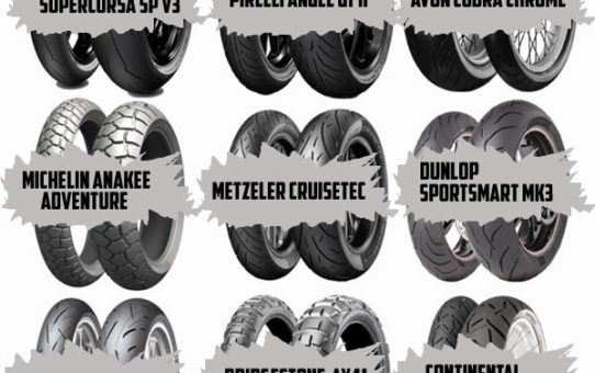 AVON - COBRA CHROME BRIDGESTONE - HYPERSPORT S22 (Sport) BRIDGESTONE - ADVENTURECROSS AX41 & AX41S & E50 CONTINENTAL - TRAILATTACK 3 (Enduro Street) CONTINENTAL - CONTISCOOT & SCHLÄUCHE DUNLOP - SPORTSMART MK3 (Hypersport) DUNLOP - ROADSPORT 2 (Sporttouring) METZELER - CRUISETEC (Custom/Touring) METZELER RACETEC RR SLICK - NEUE MISCHUNG (Racing) MICHELIN - ANAKEE ADVENTURE (Enduro Street) MICHELIN - POWER RS+ (Supersport) / ROAD 5 (Update) MICHELIN - TRACKER (Offroad) PIRELLI - ANGEL GT II (Sporttouring) PIRELLI - DIABLO™ SUPERCORSA SP V3 & SC V3 (Racing)