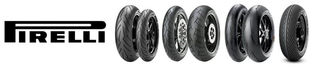 Pirelli motorkerékpár gumiabroncsok: