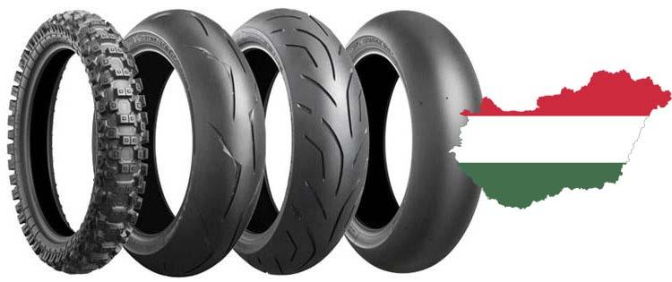 Motorkerékpár gumik rendkívül alacsony áron!