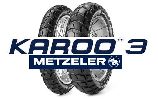 Metzeler Karoo 3 motorgumi